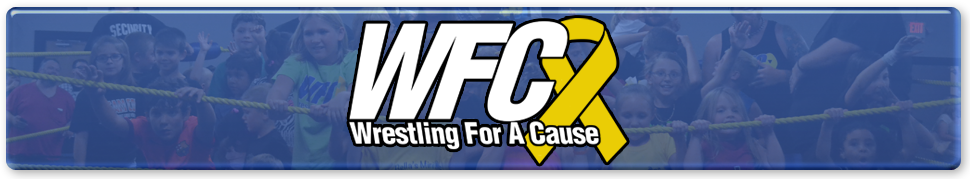 Wrestling For A Cause