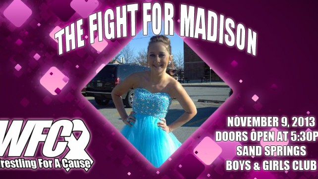 The Fight for Madison – 11/09/13