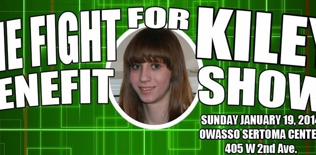The Fight for Kiley – 01/19/14