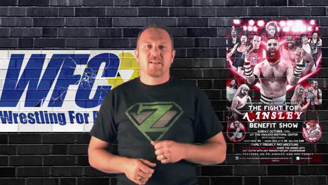 Meet Johnny Z, the host for The Fight for Ainsley!