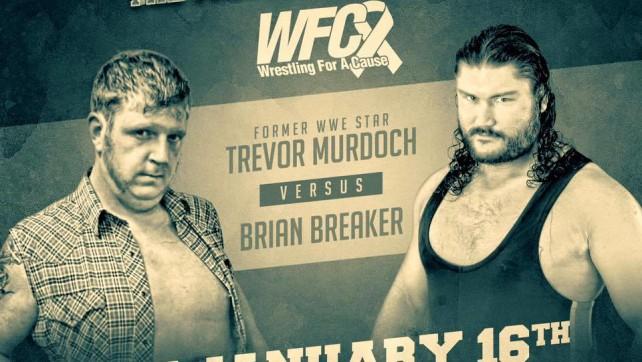 Trevor Murdoch Comes to WFC!