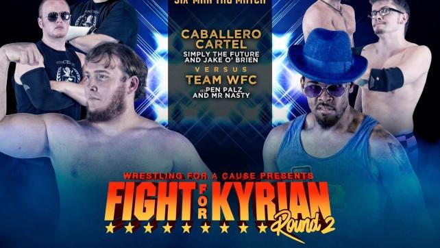 Team WFC vs The Caballero Cartel!