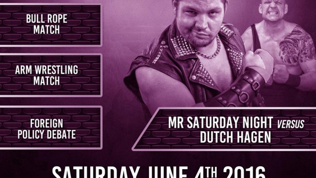 Mr. Saturday Night vs. The Luxembourg Beast – You Choose The Stipulation!