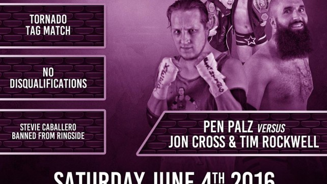 Tag Team Championship – Choose the Stipulation!