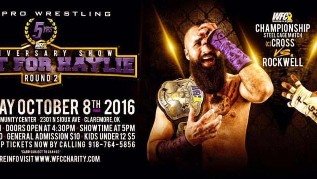 WFC Presents: The 5th Anniversary Show – The Fight for Haylie: Round 2